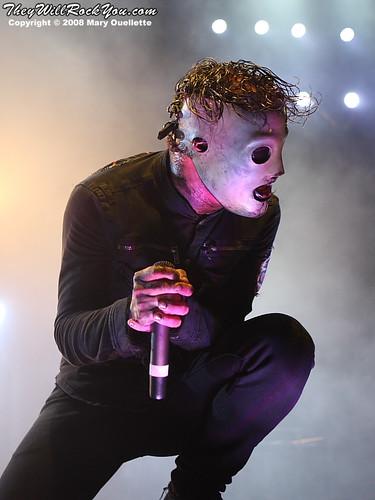 Mayhem Festival - Slipknot