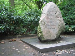 Sinti Memorial (squirm) Tags: berlin graveyard marzahn