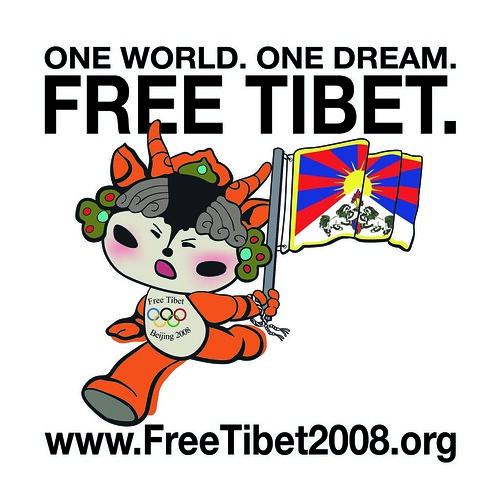 Yingsel, The Free Tibet Antelope