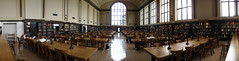 Inside the Berkeley university library