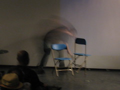 """protagonistic forces"" (collapsible poetics theater)"