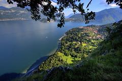 Griante (Roveclimb) Tags: como landscape lombardia comolake lagodicomo sanmartino tremezzo menaggio griante