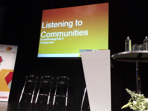Social Strategy Talk 2