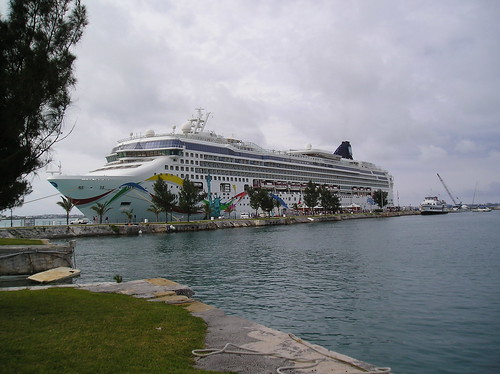 Crucero en Bermudas