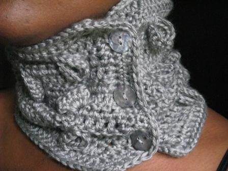 Urban Neckwarmer in Grey