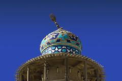 Iran Esfahan _DSC21233 (youngrobv) Tags: nikon asia iran middleeast persia mosque tc d200 sahib friday esfahan teleconverter masjid 0804 isfahan dx jame iwan 2x hamsa     safavid saheb tc20eii masjed 70200mmf28gvr  handoffatima hamzehkarbasi  youngrobv    dsc21233