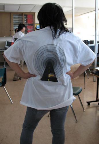 T-Shirt Design by Thurgood Marshal High School Students: IMG 2239