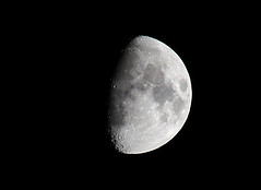The other side of the moon (Formha) Tags: moon night canon eos luna tele settembre notte 70300 ilcielo crateri 450d naturaincontaminata wonderfulword fabioleo