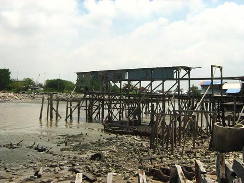 Ruins at Kuala Selangor
