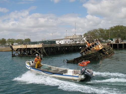 Barco Olhão-Armona 1