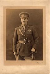 Captain Frank Bickerton - Royal Flying Corps, 1918 (stehad) Tags: aviation adventure worldwari oxford polar exploration greatwar firstworldwar antarctic vickers rfc royalflyingcorps aviationpioneer polarmedal