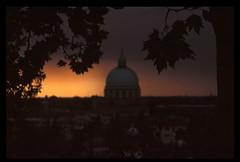 udine - veduta dal castello (zecaruso) Tags: italy italia tramonto cupola caruso ciccio friuli udine nikonf601 zecaruso cicciocaruso