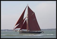 Jolie Brise (DS2) (leightonian) Tags: uk island boat sailing unitedkingdom yacht isleofwight solent gb isle cowes wight