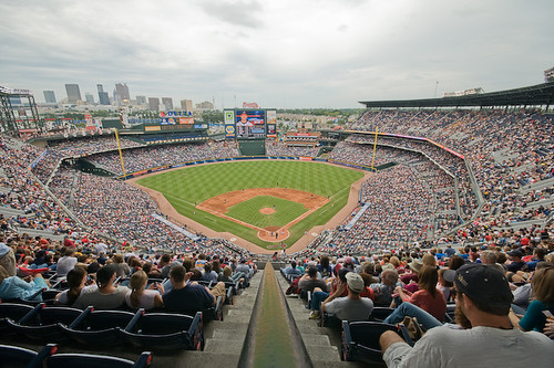 Last Game Of '08 For Turner Field