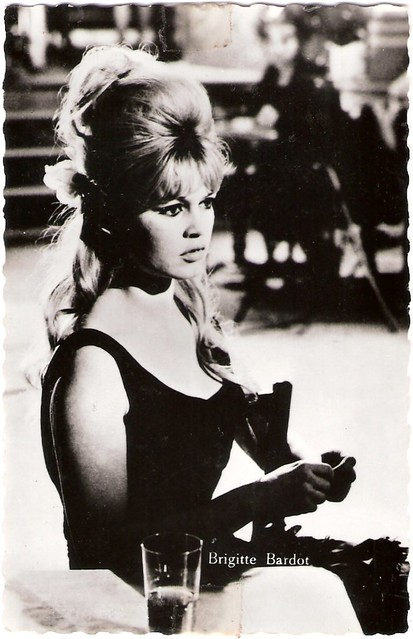 Brigitte Bardot by Truus, Bob & Jan too!