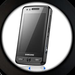 Samsung PIXON M8800 by svartling.