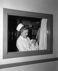 Medical College of Virginia (MCV) Hospital (The Library of Virginia) Tags: family baby hospital infant please nurse 50s 1956 richmondva nophotos hospitals mcv babyboomers virginiacommonwealthuniversity medicalcollegeofvirginia libraryofvirginia westhospital adolphbricestudio