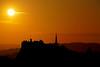 Edinburgh Castle Sunset (Surely Not) Tags: sunset castle scotland nikon edinburgh seat moo hdr arthurs d80 yourphototips vosplusbellesphotos thephotoproject