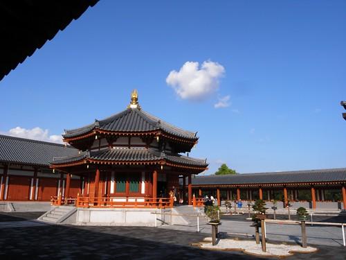 薬師寺(玄奘三蔵院伽藍)-02