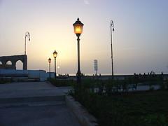Havana, Cuba (stribs) Tags: sunset havana cuba malecon lamps malecn