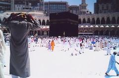 Infront of Baitullah (Azmi Bogart) Tags: bogart kuala ramadhan lumpur mekah 2007 1428 azmi masjidulharam baitullah