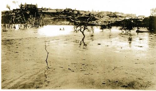 Inundación de 1947 en Toledo