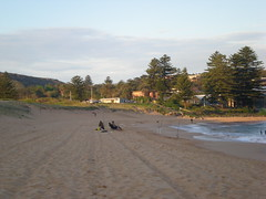Beach 2 (cobalt.penguin) Tags: 3 beach dunes sydney peninsula avalon barranjoey