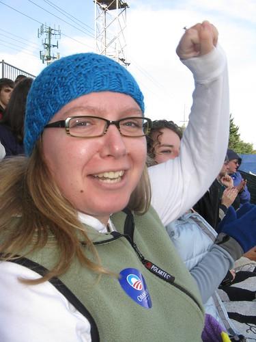 Biden Tacoma Rally