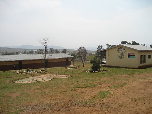School in Mt. Frere