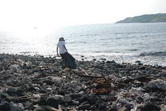 海天很美,垃圾很多
