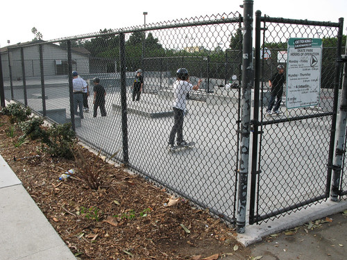Teen Skate Park