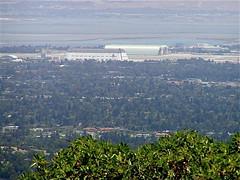 Moffett Field seen from Pagemill Road, Palo Alto, CA. (etgeek (Eric)) Tags: paloalto southbay hanger moffettfield losaltos hangerone moffett pagemillroad hanger1 n6oim 9682742 p8061141