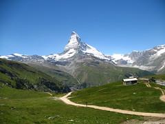 IMG_3819 - Riffelberg -  Matterhorn viewed from Gornergratbahn (thisisbossi) Tags: mountains alps schweiz switzerland suisse hiking trails zermatt matterhorn paths svizzera ch schwyz pathways riffelberg schwiiz footpaths confoederatiohelvetica gornergratbahn