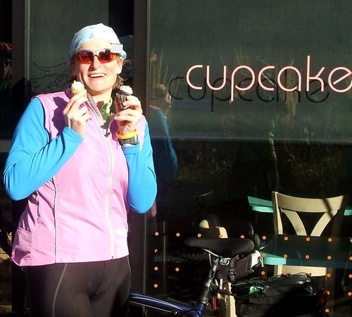 Cupcake a Trois