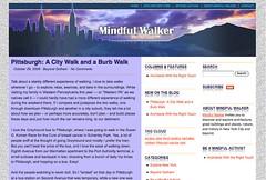 Mindful Walker