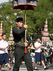 PB028883 (giftschen) Tags: thailand army bangkok ceremony royal thai tradition cremation