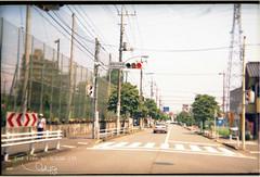 road (eedology) Tags: holga135