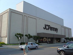 JCPenney; Tanglewood Mall, Roanoke, Virginia (Joe Architect) Tags: 2005 retail mall virginia favorites departmentstore roanoke va myfavorites tanglewood modernist yourfavorites jcpenney penneys jcpenneyco tanglewoodmall