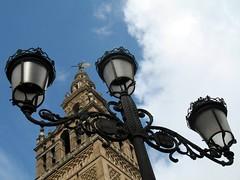 La Giralda (Graça Vargas) Tags: españa canon sevilla spain cathedral lagiralda ph227 graçavargas ©2008graçavargasallrightsreserved 4508190109