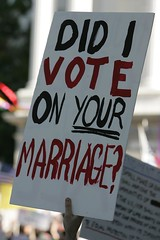 Did I Vote on Your Marriage