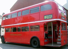 London Routmaster Bus
