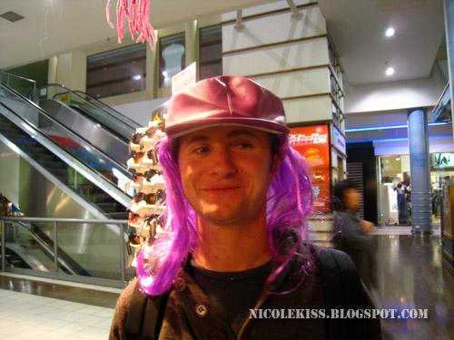 purple punk stuart
