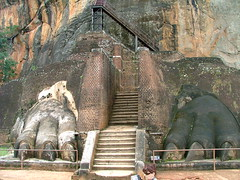 Ancient City of Sigiriya, Sri Lanka (LeszekZadlo) Tags: travel heritage architecture buildings site ancient asia unesco worldheritagesite lanka srilanka ceylon 5photosaday frhwofavs ph671