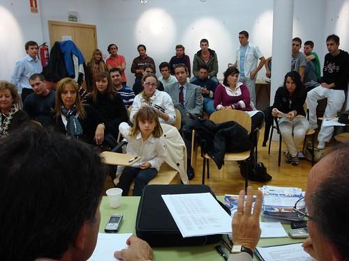 Reunión de monitores 14 noviembre 2