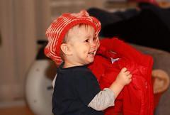 Proovib õe baretti