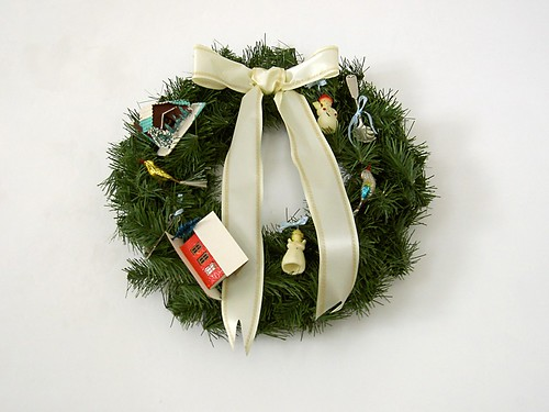 Christmas 2003:  Wreath