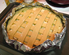 Chicken Dinner Pie - Precooked