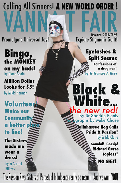 Vanna Magazine Cover