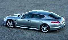 Porsche Panamera pics .