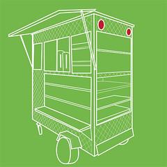 I <3 NYC coffee carts